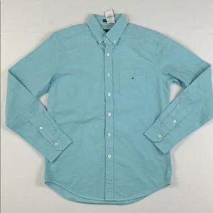 American eagle seriously soft oxford shirt